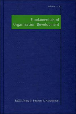 Fundamentals of Organization Development by David Coghlan