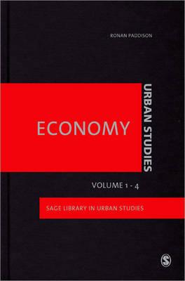 Urban Studies - Economy by Ronan Paddison