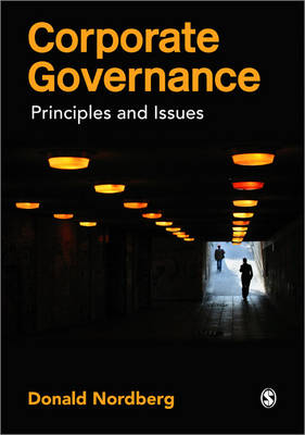 Corporate Governance Principles and Issues by Donald Nordberg