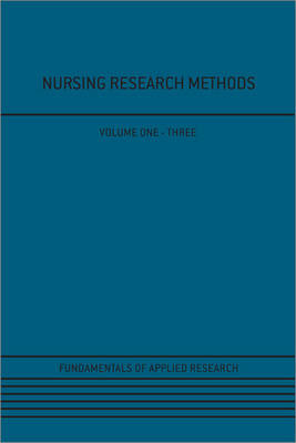 Nursing Research Methods by Peter Griffiths
