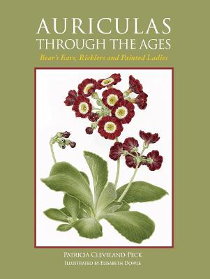 Auriculas Through the Ages Bear's Ears, Ricklers and Painted Ladies by Patricia Cleveland-Peck