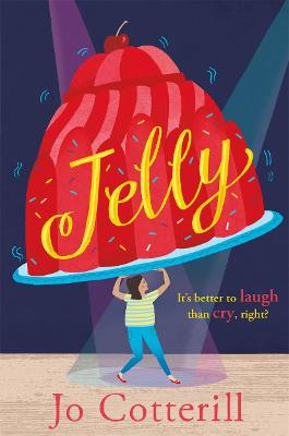 Cover for Jelly by Jo Cotterill