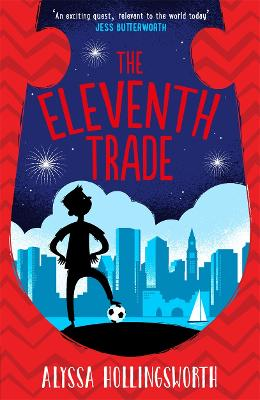 Book Cover for The Eleventh Trade by Alyssa Hollingsworth