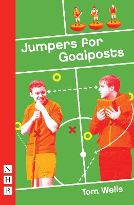 Jumpers for Goalposts by Tom Wells