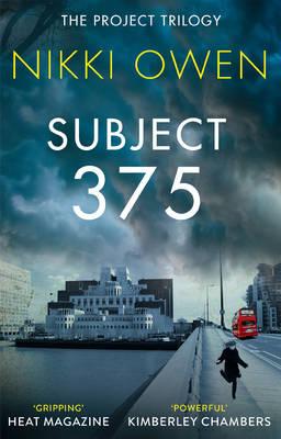 Subject 375 by Nikki Owen