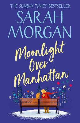 Cover for Moonlight Over Manhattan by Sarah Morgan