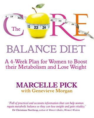 The Core Balance Diet : A 4-Week Plan for Women to Boost Their Metabolism and Lose Weight by Marcelle Pick