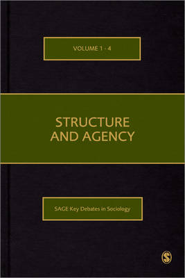 Structure and Agency by Mike O'Donnell