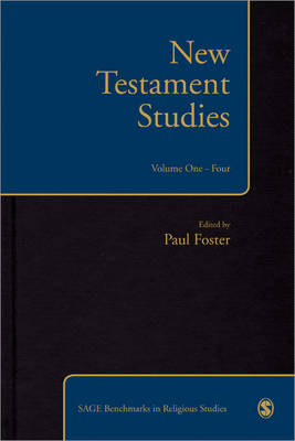 New Testament Studies by Paul S. Foster