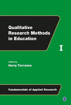 Qualitative Research Methods in Education by Harry Torrance