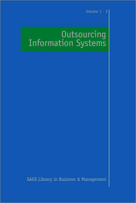 Outsourcing Information Systems by Leslie Willcocks