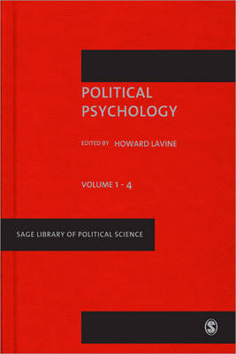 Political Psychology by Howard Lavine