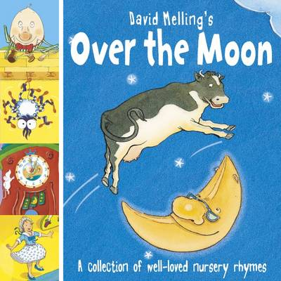 Over the Moon by David Melling