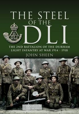 The Steel of the DLI (2nd Bn 1914/18) by John Sheen