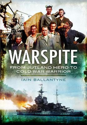 Warspite by Iain Ballantyne
