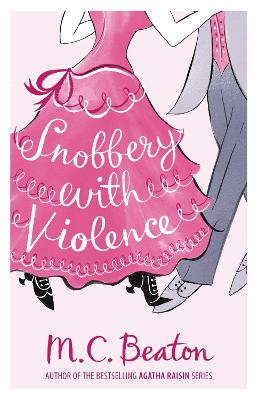 Snobbery with Violence by M. C. Beaton