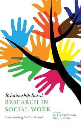 Relationship-Based Research in Social Work Understanding Practice Research by Kathleen Russell, Gavin Swann