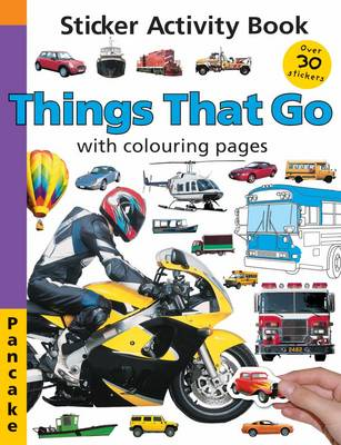 Things That Go by Roger Priddy