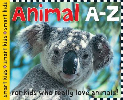 Animal A-Z by Roger Priddy
