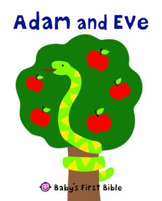 Adam and Eve by Roger Priddy