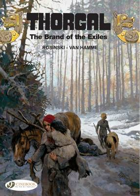 The Brand of Exiles by Jean van Hamme
