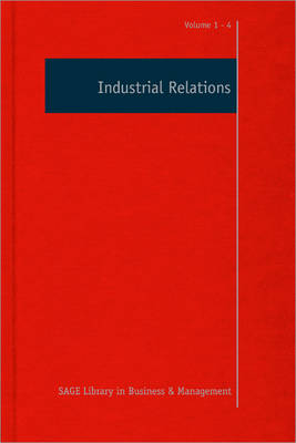 Industrial Relations by Rae Cooper