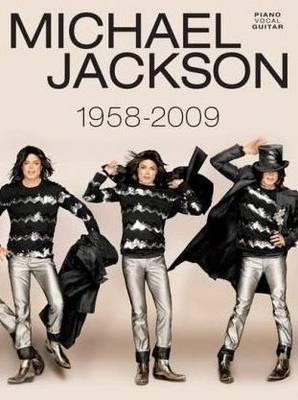 Michael Jackson Piano, Vocal, Guitar 1958 to 2009 by