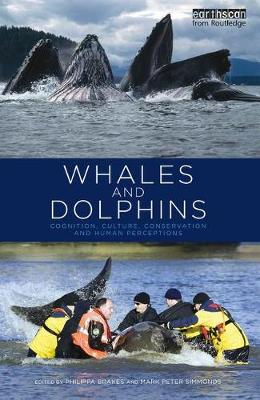 Whales and Dolphins Cognition, Culture, Conservation and Human Perceptions by Philippa (Whale and Dolphin Conservation Society, UK) Brakes