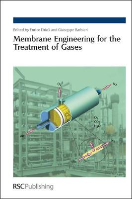 Membrane Engineering for the Treatment of Gases Two Volume Set by Enrico (The Institute on Membrane Technology, National Research Council, Italy) Drioli