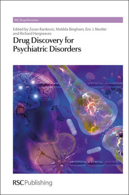 Drug Discovery for Psychiatric Disorders by Zoran Rankovic