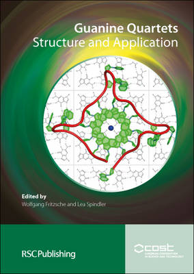 Guanine Quartets Structure and Application by Lea (Josef Stefan Institute, Slovenia) Spindler