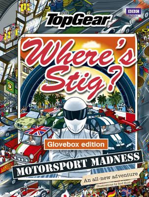 Where's Stig: Motorsport Madness by Rod Hunt