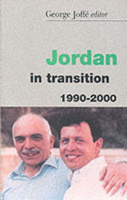 Jordan in Transition, 1900-2000 by George Joffe