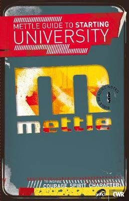 Mettle Guide to Starting University by Simeon Whiting