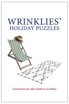 Wrinklies Holiday Puzzles by Matthew Donegan