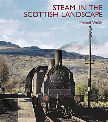 Steam in the Scottish Landscape by Michael Welch