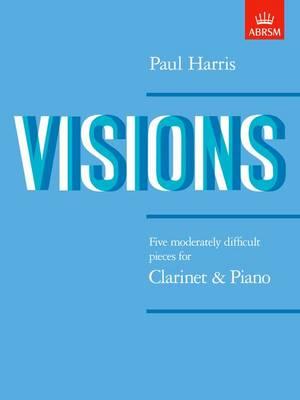 Visions by Paul Harris