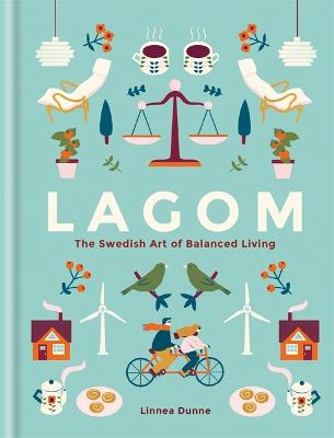 Book Cover for Lagom by Linnea Dunne