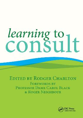 Learning to Consult by Rodger Charlton