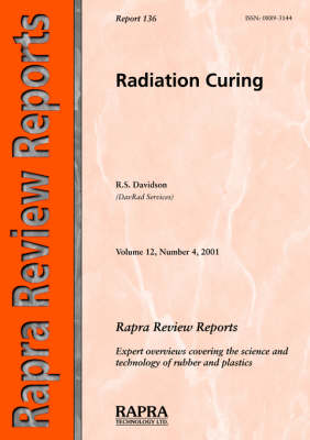 Radiation Curing by R. S. Davidson