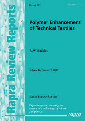 Polymer Enhancement of Technical Textiles by Roy W. Buckley
