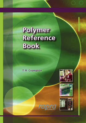 Polymer Reference Book by Roy Crompton