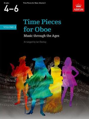 Time Pieces for Oboe, Volume 2 Music through the Ages in 2 Volumes by
