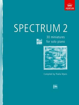 Spectrum 2 30 miniatures for solo piano by Thalia Myers