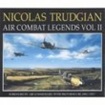 Air Combat Legends by Nicolas Trudgian