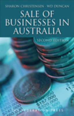 Sale of Businesses in Australia by S. A. Christensen, W. D. Duncan