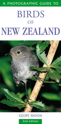 A Photographic Guide to Birds of New Zealand by Geoff Moon, Lynnette Moon