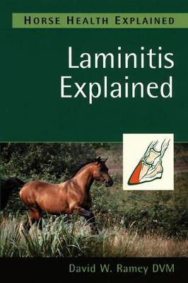 Laminitis Explained by David W., DVM Ramey