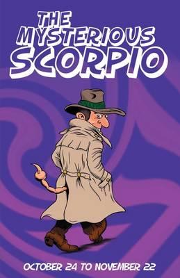 Mysterious Scorpio the by Schmidt Therrie Schmidt Waldemar