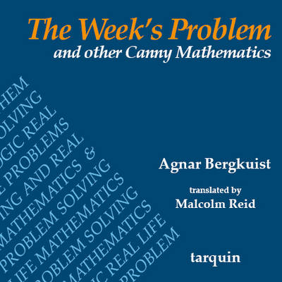 The Week's Problem by Agnar Bergkuist